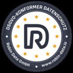 Privacy Seal of Robin Data